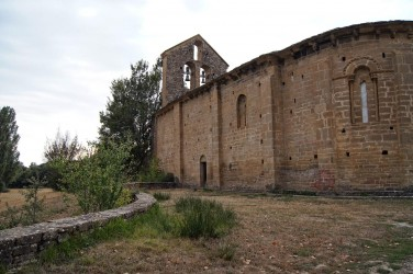 The church of San Pedro de Echano